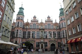 Budynek Akademii Sztuk Pięknych w Gdańsku