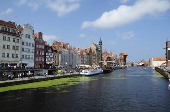 Bulwar nad Motławą - Gdańsk